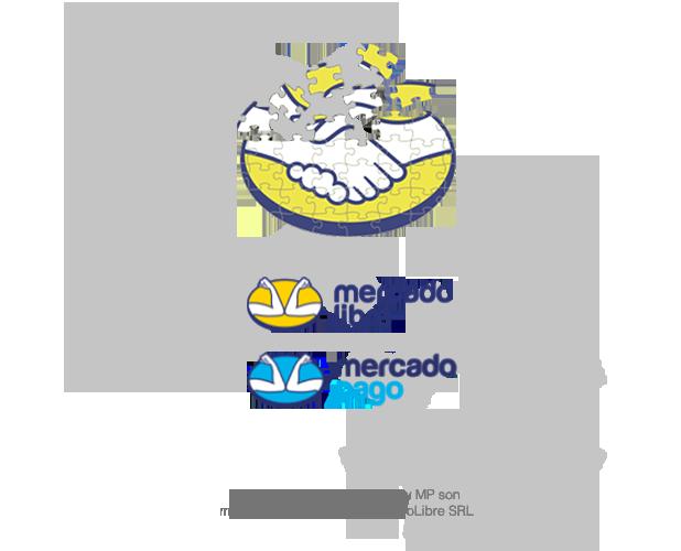 MercadoLibre y MercadoPago integrados